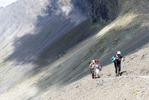 Col de La Valette