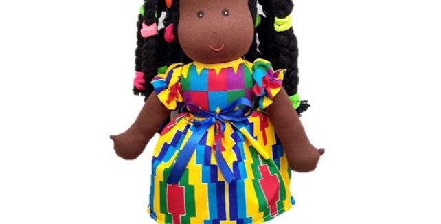 Mariah Negra de Tranças