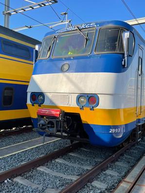 OTIV partners with Nederlandse Spoorwegen (NS) to experiment with ADAS