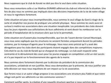 COMPTE RENDU CONSEIL MUNICIPAL DÉCEMBRE