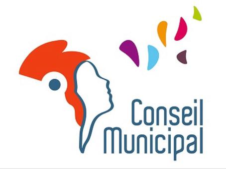 COMPTE RENDU 6ème CONSEIL MUNICIPAL