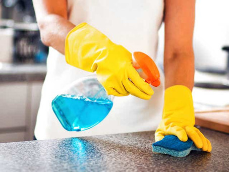 Still having trouble finding cleaning supplies?