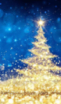 shiny-christmas-tree---golden-dust-glitt
