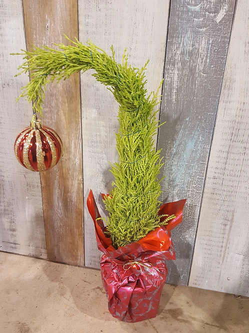 Grinch Trees -Small