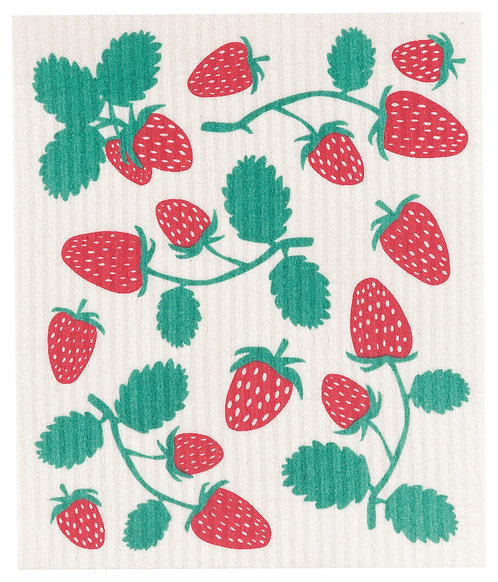 Swedish Dish Cloth - Fruits