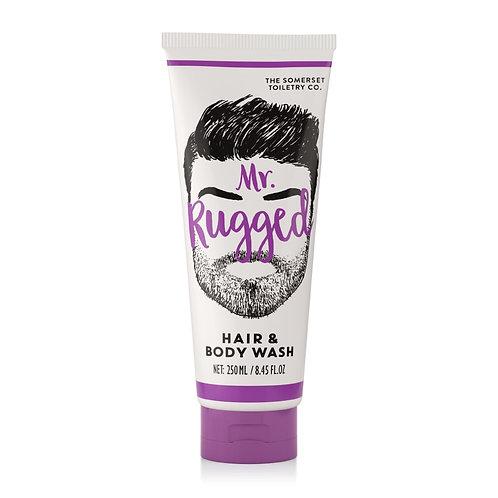 Mr. Rugged - Men's Body Wash