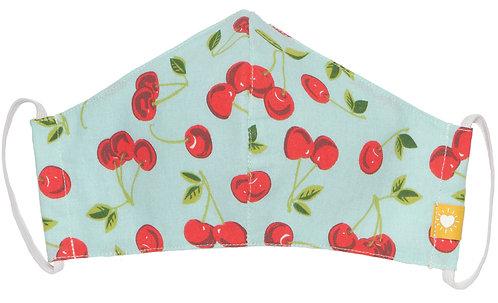 Cherries  - Junior Mask - Take Cover Mask