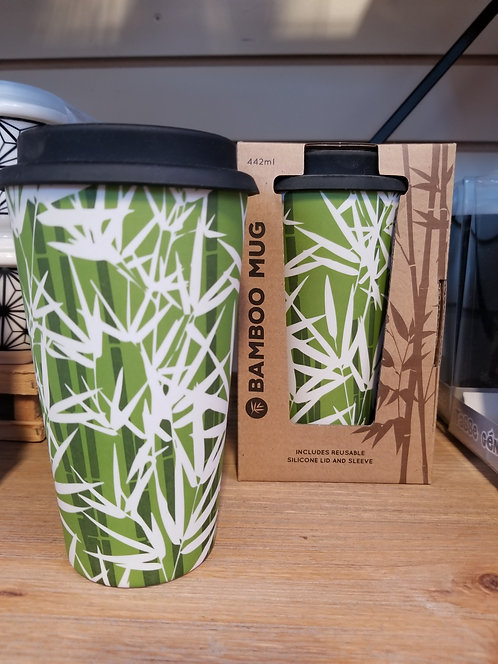 Bamboo Travel Mugs - 442ml