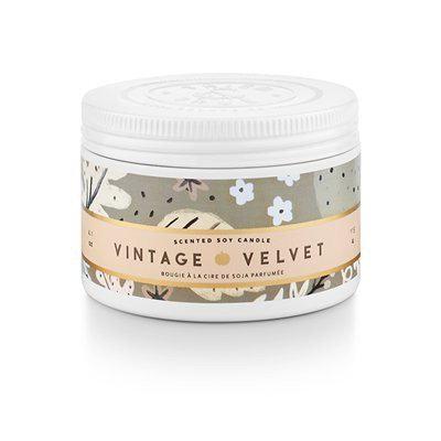 Illume - Vintage Velvet Tin