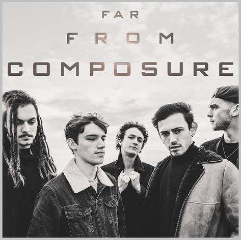 Oceans - Far From Composure - R/P/M/Ma - (UK)