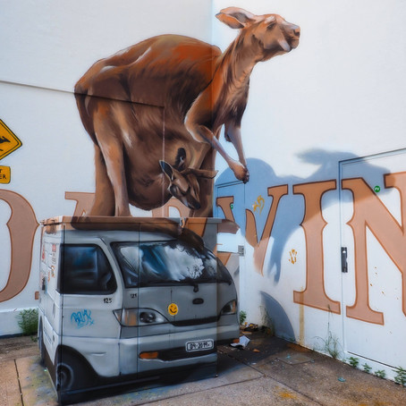Street Art of your Town- Darwin