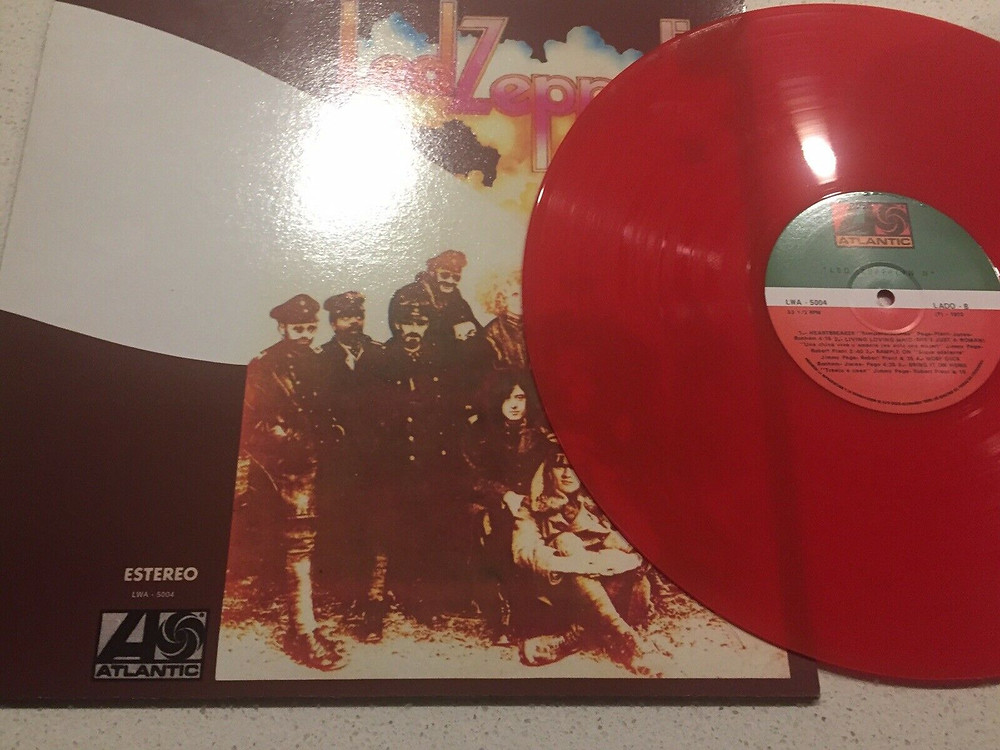 Counterfeit Vinyl