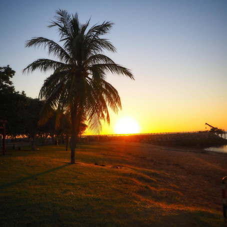 Down the West Coast - Broome