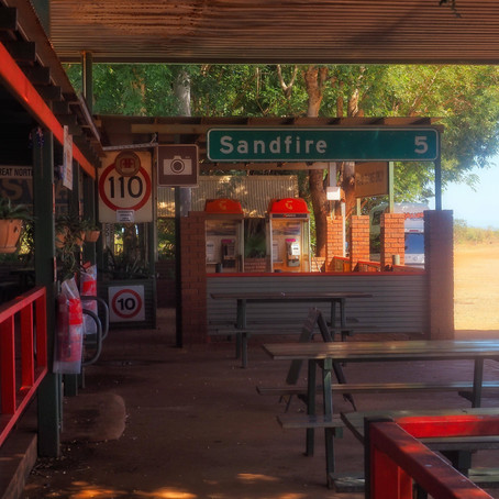 Down the West Coast - Roadhouses