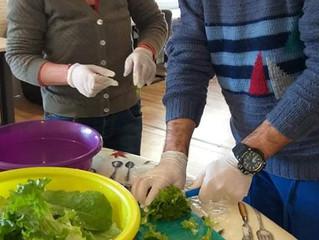 Μάθημα Μαγειρικής! Φτιάχνουμε σουβλάκια!