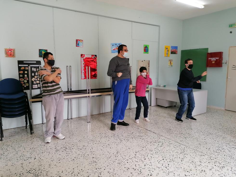 Ομάδα Χορού!!
