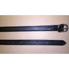 Stitched Spur Straps (Pair)