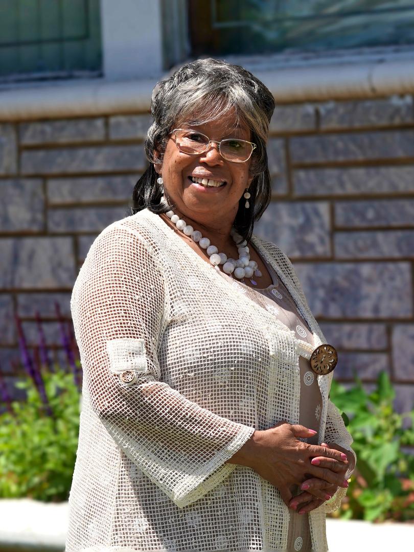 Pastor Diane
