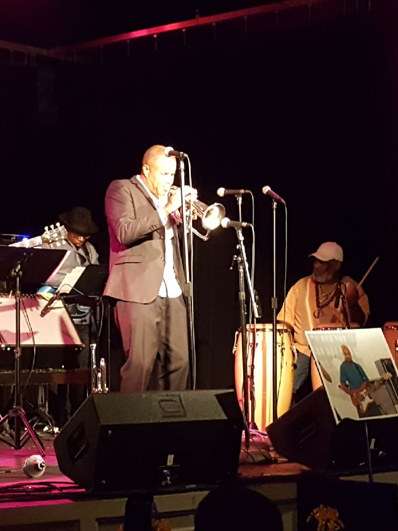 Johnny Britt at the Promontory