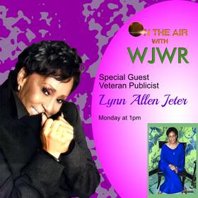 Publicist Lynn Jeter