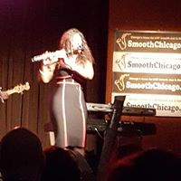Althea Rene in concert, Chicago