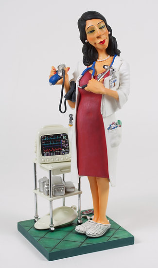 The Madam Doctor