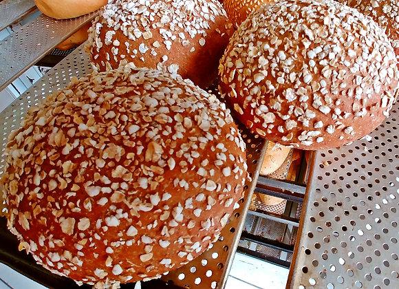 Pão Preto (hambúrguer)