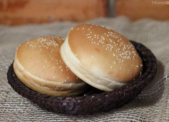 Pão de hambúrguer Tradicional