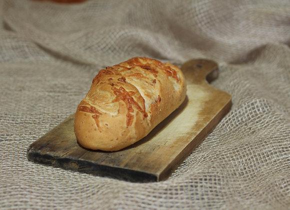 Pão de Gergelim Tostado com `Provolone