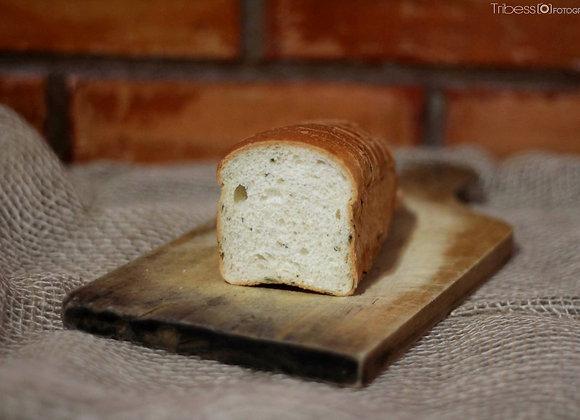 Pão de azeite de Oliva com Ervas Frescas Fatiado