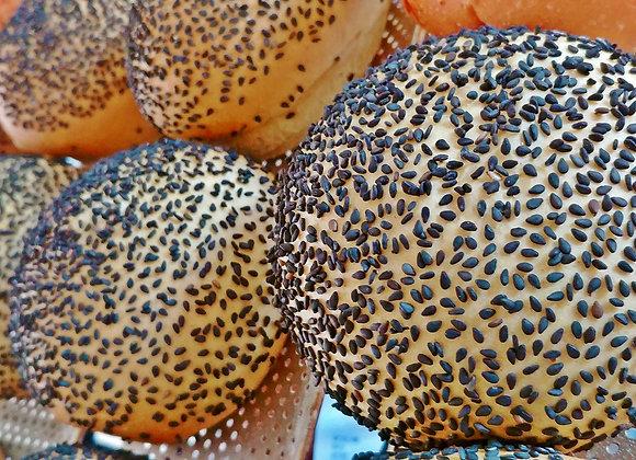 Pão de Especiarias (Hambúrguer)