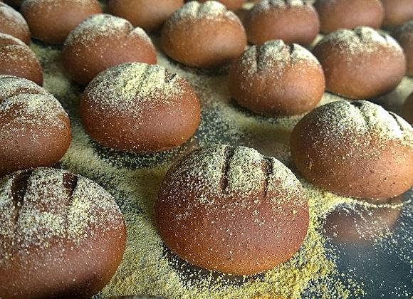 Mini pão australiano
