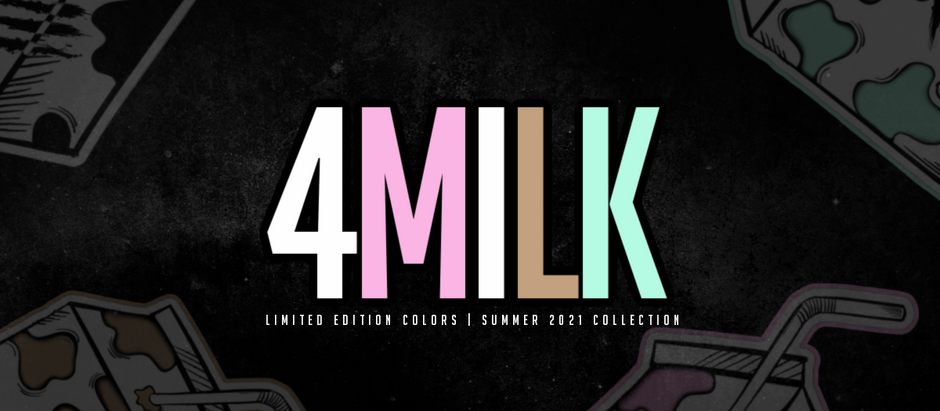 """LGNDAIRY  """"4Milks"""" (Collectable Edition)"""