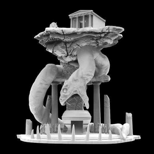 Torre para dados B04 ATHENA