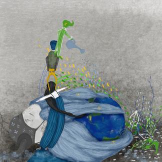 Planting Future