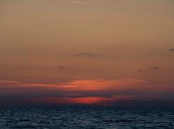 Liparischer Sonnenuntergang