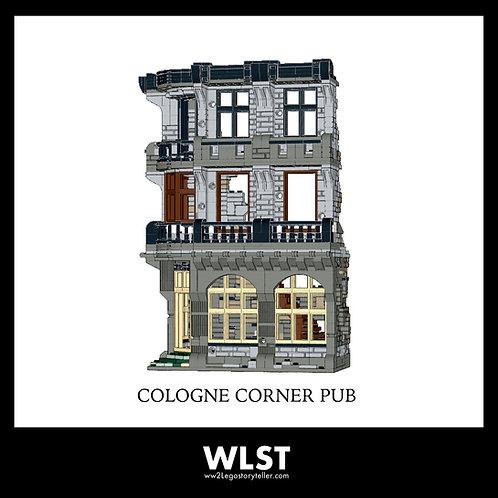 Cologne Corner Pub E-Instruction