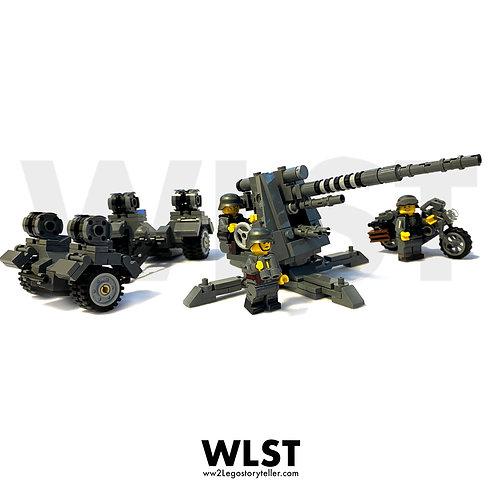 88mm Flak 36 Gun