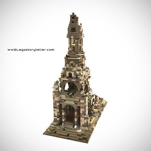 SET 27: WW2 Church Ruin (EPIC)