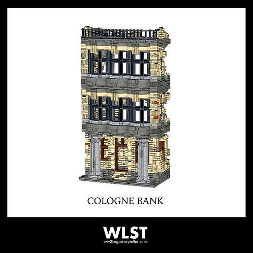 Cologne Bank E-Instruction