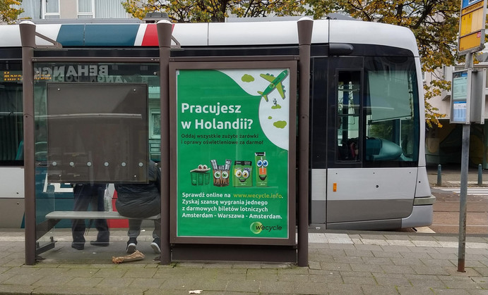 Wecycle - Polen in NL