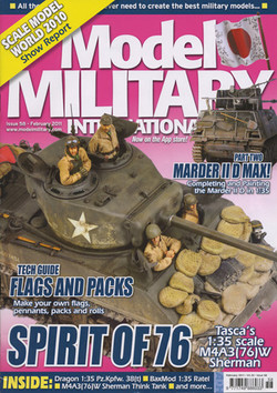 モデルミリタリーインターナショナル2011年2月号