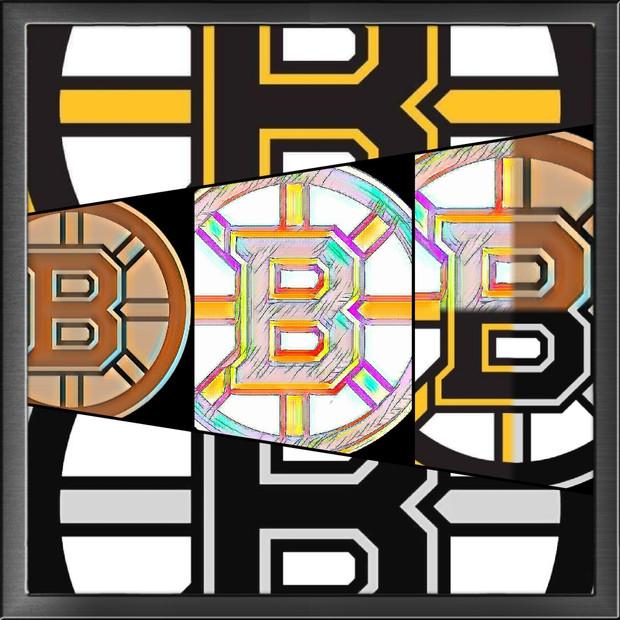 Bruins Multi Logos
