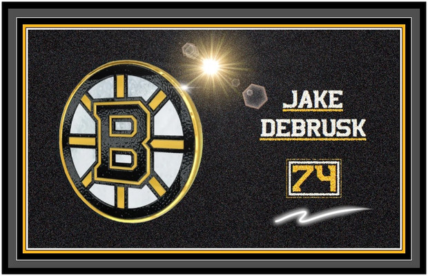Jake DeBrusk 74