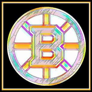Bruins Rainbow Logo