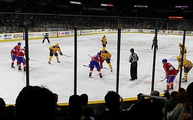 Providence Bruins vs Laval Rocket Oct. 6, 2018