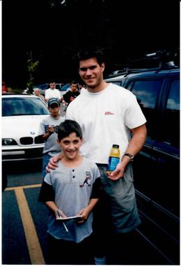 Jim Carey G Ristuccia camp 1998