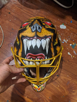 Rask Mask Replica a