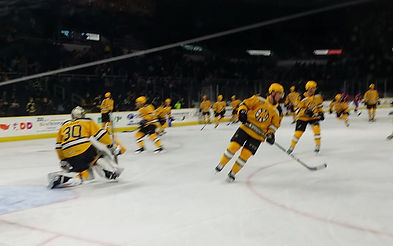 Providence Bruins vs Laval Rocket Warm Up Oct. 6, 2018