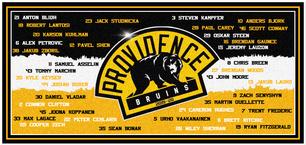 Providence Bruins 2019-20